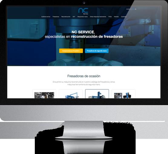 Web NC Service